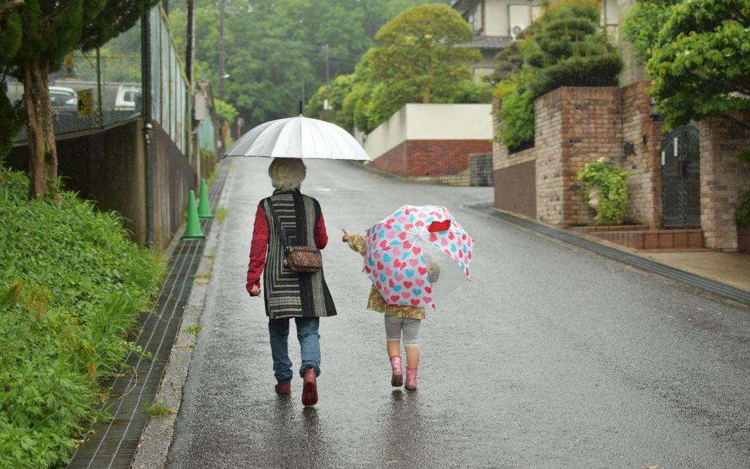 梅雨季下不停,腳泡水當心各種毛病上身!