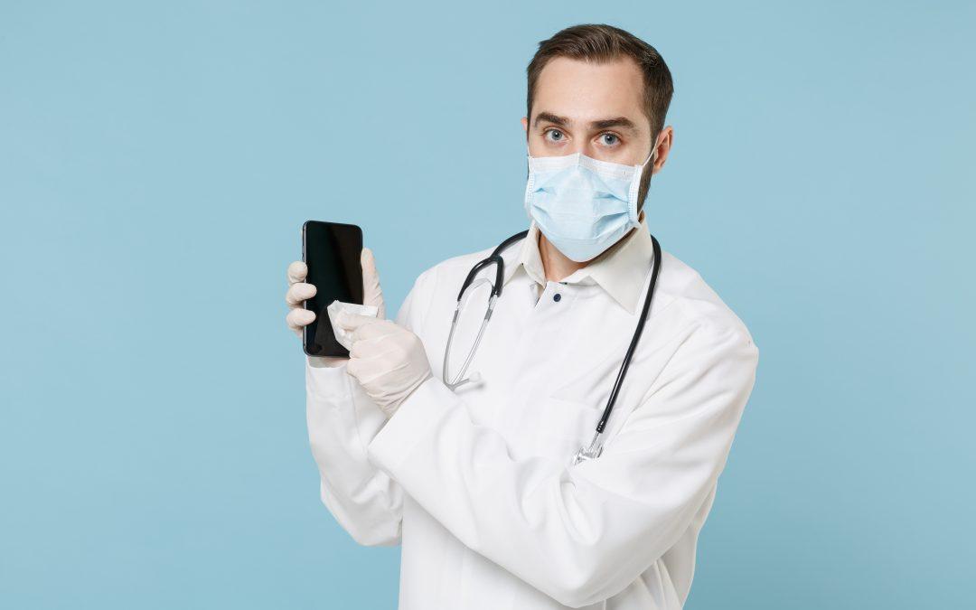 今天手機殺菌了嗎? 研究指出手機螢幕含菌量,比馬桶坐墊高出3.5倍