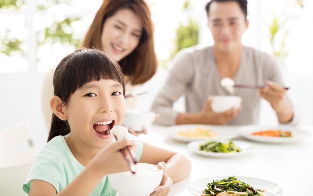 用餐的時間影響身材,還有記憶力!